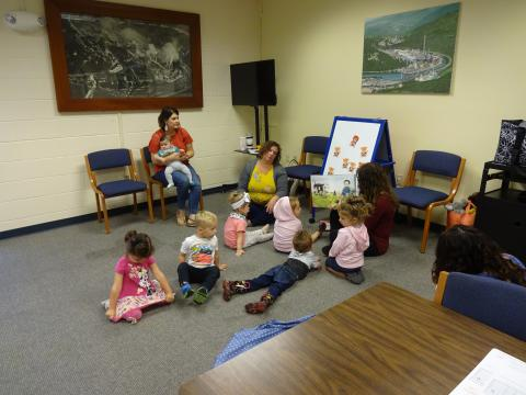 Westernport story time
